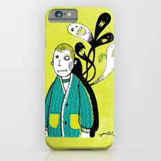 Everybody Has a Ghost or Two Slim Case iPhone 6s