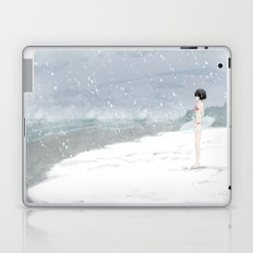 This is not the time for beach Laptop & iPad Skin