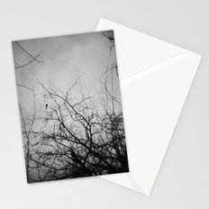 Branches and Bird Stationery Cards