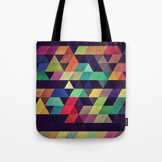 ZTYRLA Tote Bag