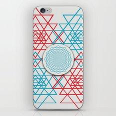 Geometrical 001  iPhone & iPod Skin