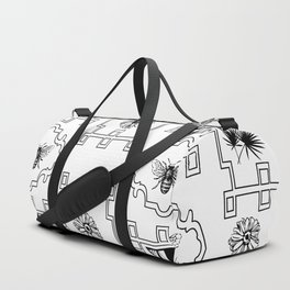 Bee Menagerie Duffle Bag