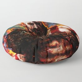 spartan Floor Pillow