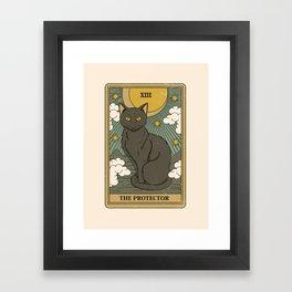 The Protector Framed Art Print