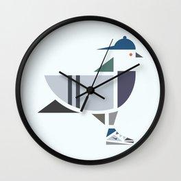 Sky High Flyer Wall Clock