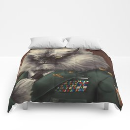 Colonel Meow Comforters