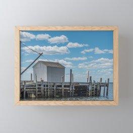 Tancook Island Wharf Framed Mini Art Print