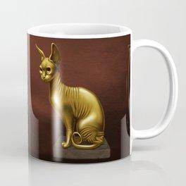 Sphinx Cat Idol Coffee Mug