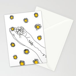 Miss Daisies Stationery Cards