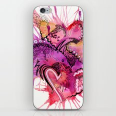 Six Valentines iPhone & iPod Skin