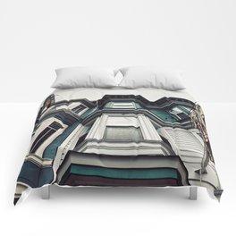San Fran livin' Comforters