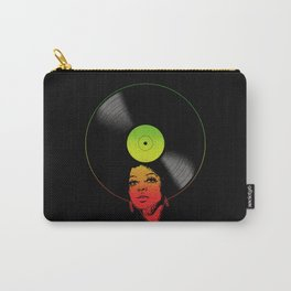 Afrovinyl (Rasta) Carry-All Pouch