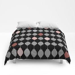 Rose Lanterns Comforters