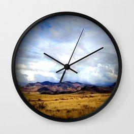 Chiricahua National Monument Wall Clock