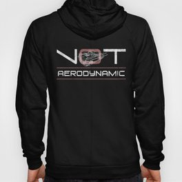 Not Aerodynamic Fast Tuned Engines Hot Rods Cars Hoody