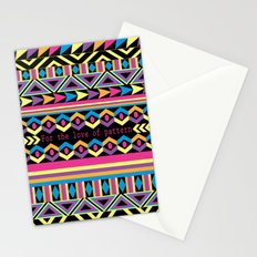 For The Love Of Pattern. Stationery Cards