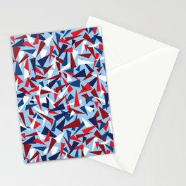 Breaking the Glass Ceiling! 2020 Red, White, & Blue Stationery Cards