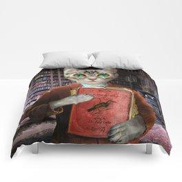 Dr. Felis Catus Comforters