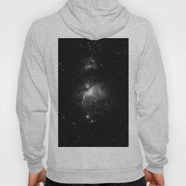 Galaxy (Black and White) Hoody