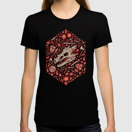 Hoard of the Gem Dragon | Ruby T-shirt