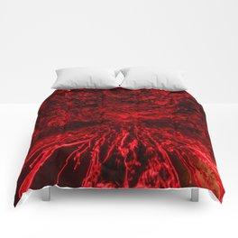 Volcanic eruption Comforters