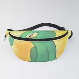 High Res Bold and Brash Repaint Fanny Pack