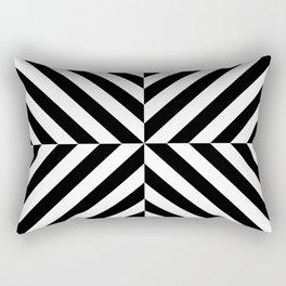 Chevronish Rectangular Pillow