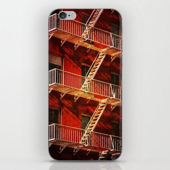 York Avenue 10021  iPhone & iPod Skin