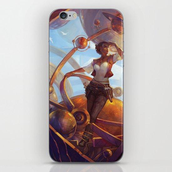 Planetary Alignment iPhone & iPod Skin