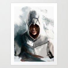Altair Art Print