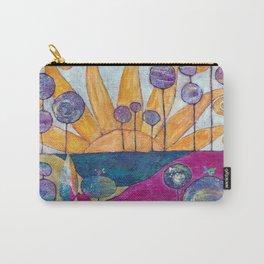 Eternal Sunshine Carry-All Pouch