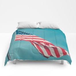 you waving at me? Comforters