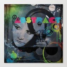 Abstract Vision Canvas Print