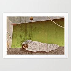 Sad Sack Art Print