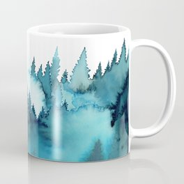 Pinetrees Coffee Mug
