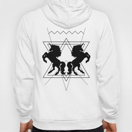 trash unicorns Hoody