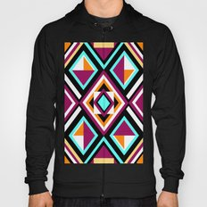 Quilt Pattern Hoody
