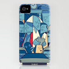 Back to the Future iPhone (4, 4s) Slim Case
