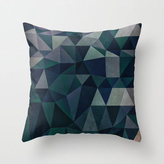 LYNDSCYPE Throw Pillow