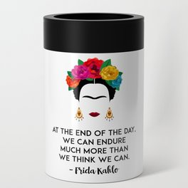 Frida's Strength Can Cooler