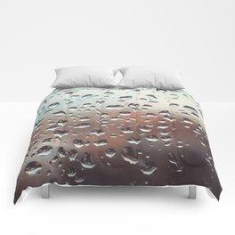 Wet Glass Comforters
