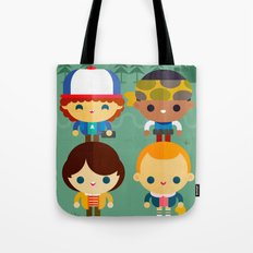 So stranger, with things Tote Bag
