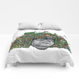 DERIVATIVE! Comforters