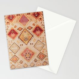 Traditional Oriental Desert Bohemian Moroccan Style  Stationery Cards