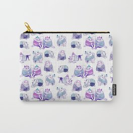 Purrrfect Carry-All Pouch
