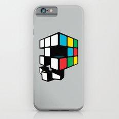Rubix Skull iPhone 6s Slim Case