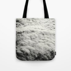 Somewhere Over The Clouds (II Tote Bag