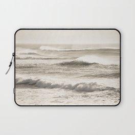 Windswept Waves Laptop Sleeve