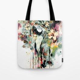 Interpretation of a dream - Parrot Tote Bag