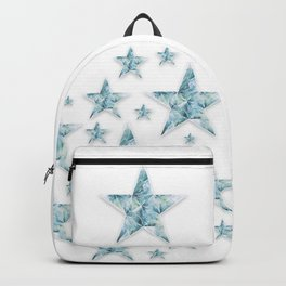 Frosted Star Backpack